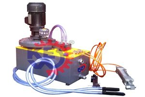 Web Guiding System for Liner Rewinder Machine